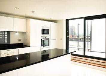 Thumbnail 3 bed flat to rent in Egret Heights, Waterside Way, London