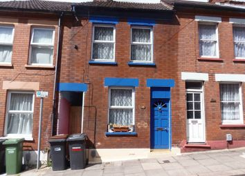 Thumbnail 3 bedroom terraced house for sale in Hartley Road, Luton, Bedfordshire