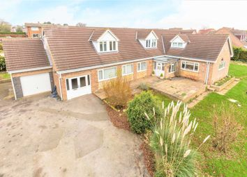 Thumbnail 8 bed detached house for sale in Fiskerton Road East, Cherry Willingham, Lincoln