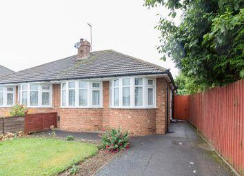 Thumbnail 2 bed semi-detached bungalow for sale in Milton Avenue, Wellingborough