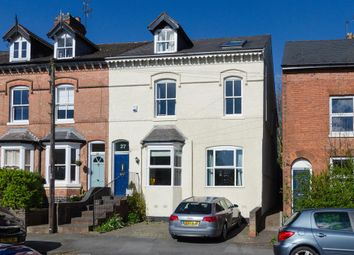 Thumbnail 5 bed terraced house for sale in Ravenhurst Road, Harborne, Birmingham
