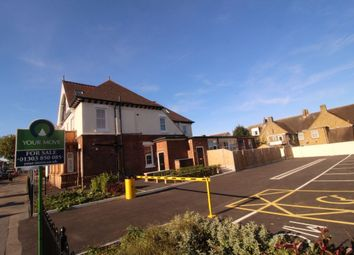 Thumbnail 2 bedroom flat for sale in The Waltons, Downs Road, Folkestone