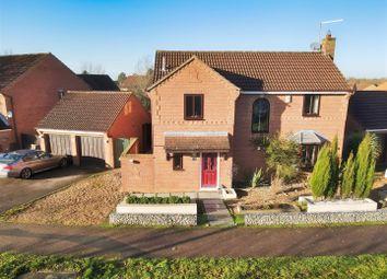 5 bed detached house for sale in Holst Crescent, Old Farm Park, Milton Keynes MK7
