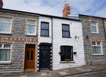 Thumbnail 3 bed terraced house to rent in King Street, Penarth