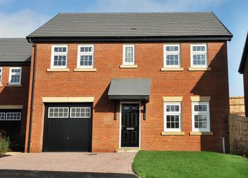 "Thumbnail 4 bed detached house for sale in ""Lewis "" at D'urton Lane, Broughton, Preston"