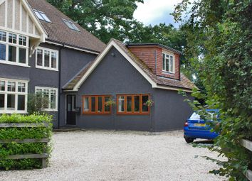 Thumbnail 1 bed flat to rent in Brockenhurst, Hampshire