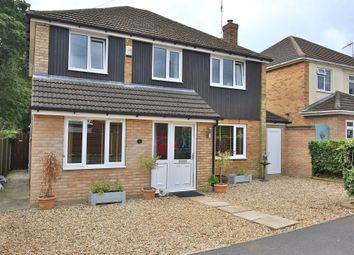 Thumbnail 5 bed detached house for sale in Lime Grove, Caythorpe, Grantham