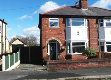 Thumbnail 3 bed semi-detached house for sale in Keristal Avenue, Great Boughton, Chester, Cheshire
