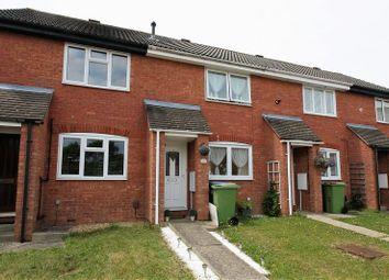 Thumbnail 2 bedroom terraced house for sale in Horseshoe Close, Fareham
