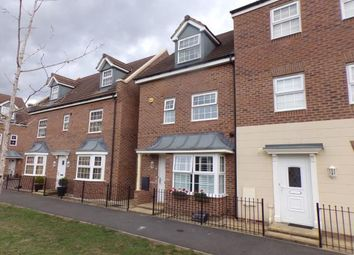Thumbnail 4 bed town house for sale in Coningsby Walk, Thatcham Avenue Kingsway, Quedgeley, Gloucester