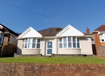 Thumbnail 3 bed detached bungalow for sale in Gwar Y Caeau, Port Talbot