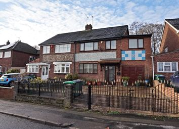 Thumbnail 4 bed semi-detached house for sale in Ashtree Road, Oldbury
