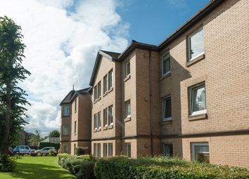 Thumbnail 1 bedroom flat for sale in Strathmore Court, Abbey Drive, Glasgow