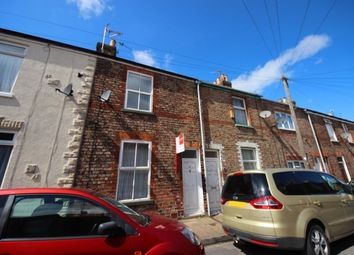 Thumbnail 3 bed terraced house to rent in Granville Terrace, York