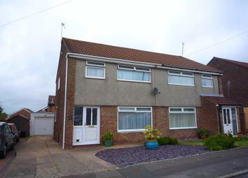 Thumbnail 3 bed semi-detached house for sale in Blenheim Close, Barry