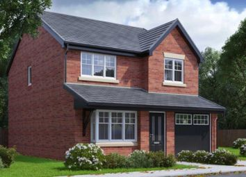 Thumbnail 4 bed detached house for sale in Hough Fold Way, Harwood, Bolton