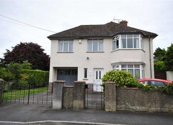 Thumbnail 4 bedroom detached house for sale in Hillcrest Road, Barnstaple