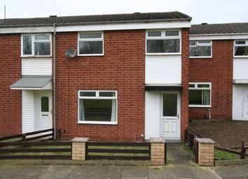 Thumbnail 3 bed terraced house to rent in Woodcock Close, Eston, Middlesbrough