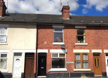 Thumbnail 3 bed terraced house for sale in Arnold Street, Derby