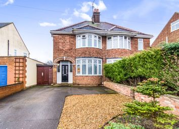Thumbnail 3 bed semi-detached house for sale in Queen Charlotte Mews, Garton End Road, Peterborough