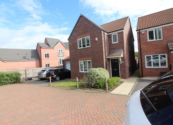 Thumbnail 3 bed detached house to rent in Stewart Way, Nottingham