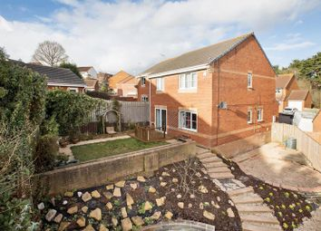 Thumbnail 3 bed detached house for sale in Byron Way, Exmouth