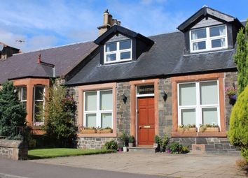 Thumbnail 4 bed semi-detached house for sale in 34 George Street, Peebles, Borders