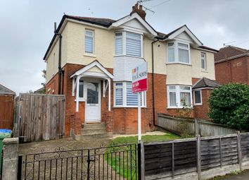 Thumbnail 3 bed semi-detached house for sale in Mill Road, Regents Park, Southampton
