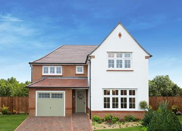 """4 bed detached house for sale in """"Marlow"""" at Devon Way, Northampton NN3"""
