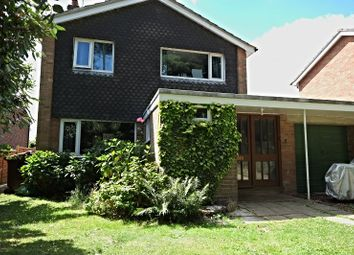 Thumbnail 4 bed detached house for sale in Forster Close, Aylsham, Norwich