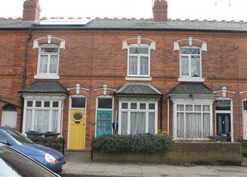 Thumbnail 3 bedroom terraced house to rent in Somerset Road, Handsworth Wood, Birmingham