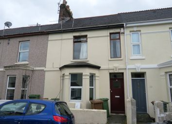 Thumbnail 1 bedroom flat for sale in Julian Street, Cattedown, Plymouth