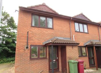 Thumbnail 2 bed terraced house to rent in Mackender Court, Scunthorpe
