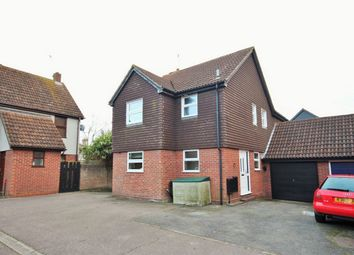 Thumbnail 4 bed detached house for sale in Bluebell Way, Braiswick, Colchester, Essex