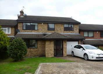 Thumbnail 4 bed detached house to rent in Surrenden Rise, Pease Pottage, Crawley