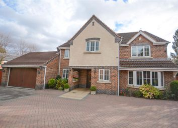 Thumbnail 5 bed detached house for sale in Elwin Drive, Bramcote, Nottingham