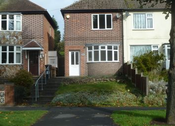 Thumbnail 2 bed semi-detached house to rent in Anstey Lane, Blackbird Road Area, Leicester