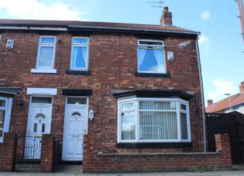 Thumbnail 2 bed terraced house for sale in Alverstone Avenue, Hartlepool