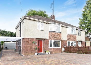 Thumbnail 3 bedroom semi-detached house for sale in Eastern Avenue, Reading
