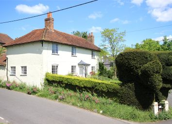 Thumbnail 4 bed detached house for sale in Gaston Lane, South Warnborough, Hook, Hampshire