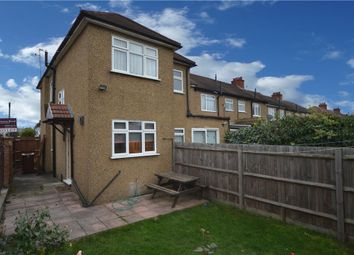 Thumbnail 2 bedroom end terrace house to rent in Bessingby Road, Ruislip, Middlesex