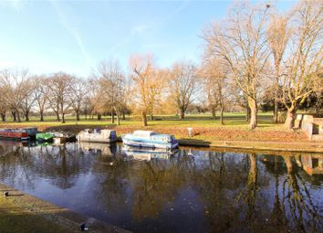 Thumbnail 2 bed flat to rent in Waterside Close, London