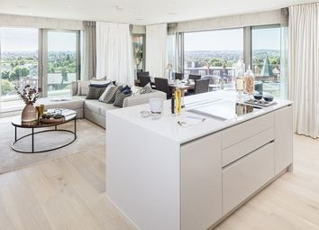 "Thumbnail 3 bedroom flat for sale in ""Rackham Penthouse"" at Kidderpore Avenue, London"