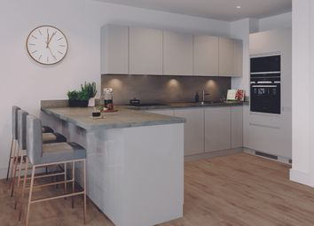 Thumbnail 2 bed flat for sale in Courtyard Gardens, Oxted, Surrey