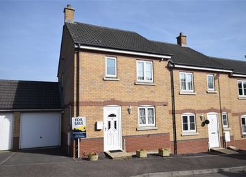 Thumbnail 3 bed end terrace house for sale in Trafalgar Drive, Torrington