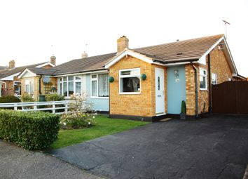 Thumbnail 3 bed semi-detached bungalow for sale in Kingsway, Tiptree, Colchester