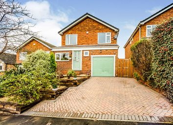 Thumbnail 4 bed detached house for sale in Park Drive, Shelley, Huddersfield, West Yorkshire
