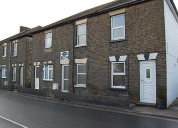 Thumbnail 2 bed terraced house to rent in Keycol Hill, Sittingbourne, Kent