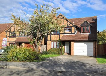 Thumbnail 5 bed detached house for sale in Pasture Close, Warboys, Huntingdon, Cambridgeshire