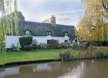Thumbnail 3 bed cottage for sale in Hengrave Road, Fornham All Saints, Bury St. Edmunds
